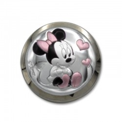 Caja diente Minnie rosa