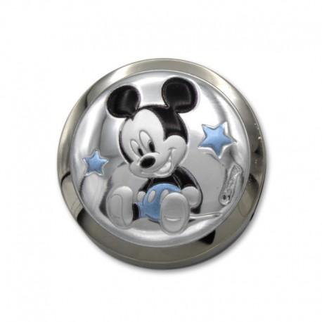 Caja diente Mickey celeste
