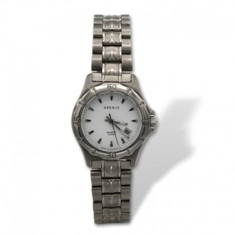 Reloj de acero para mujer Xernus