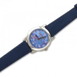 Reloj niño Action man de piel azul