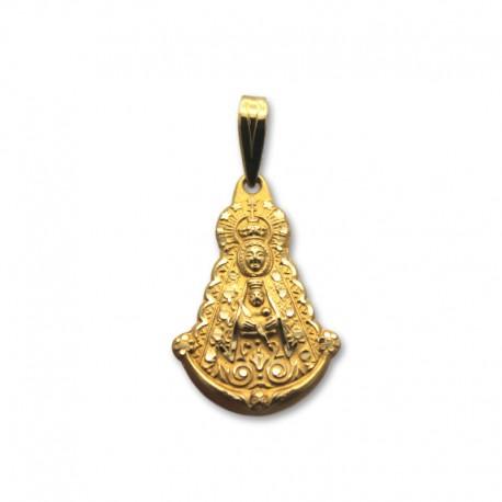 Medalla virgen del Rocio