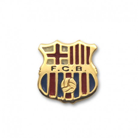 Colgante de oro Barcelona futbol club